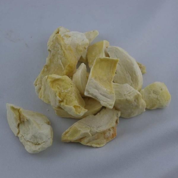 Durian Fruchtfleisch, getr. Stücke, nicht erhitzt