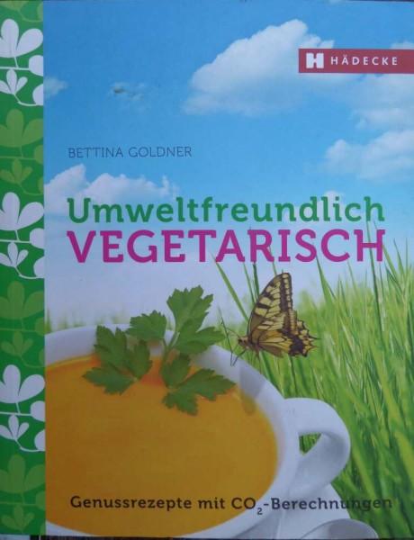 umweltfreundlich vegetarisch B. Goldner