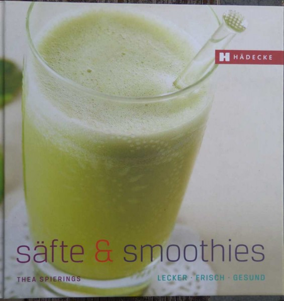 säfte & smoothies T. Spierings