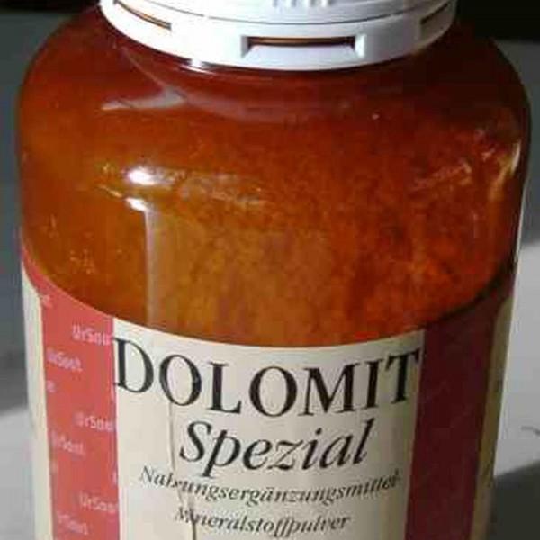 Dolomit als Pulver lose zu 60g
