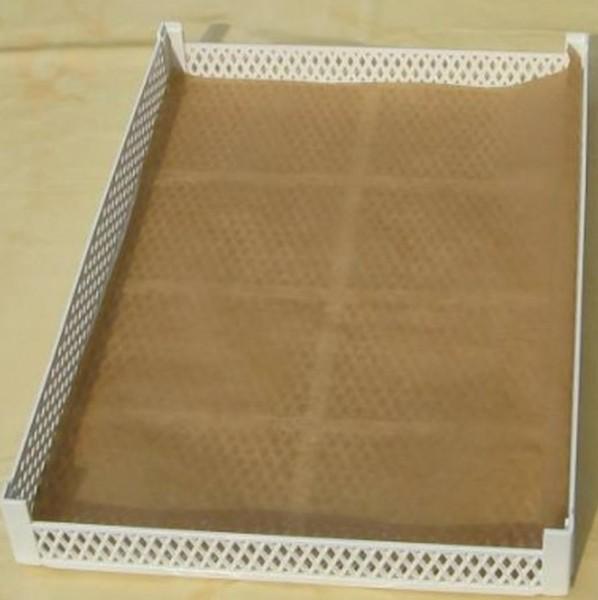 Dauer- Einlegeblatt f. BIOSEC Trockensiebe, 1 Stück,