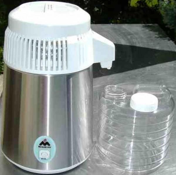 Wasserdestilliergerät Home Edelstahl