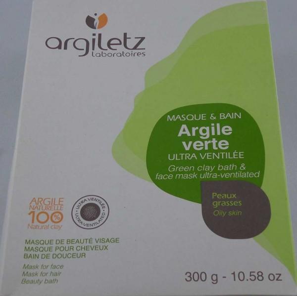 Argiletz grüne Tonerde, ultrafein 300g