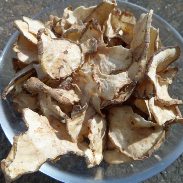Topinambur Chips 200g, Bio , roh, aus D