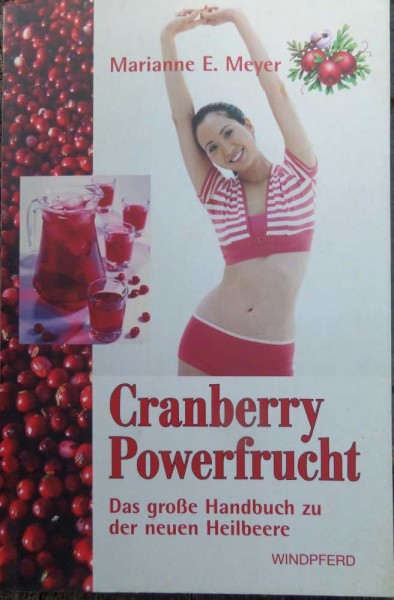 Cranberry Powerfrucht M. Meyer
