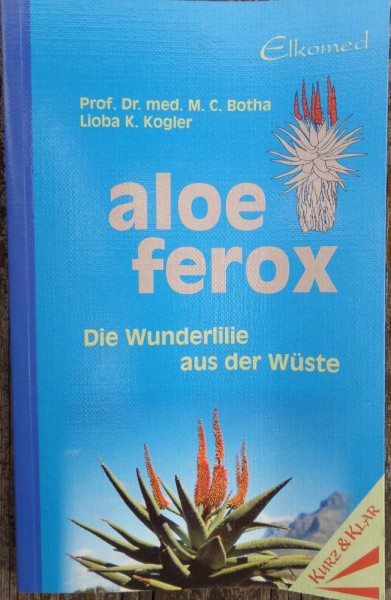 Aloe ferox M. Botha